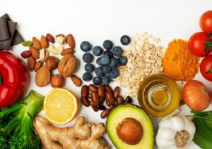 Personal Training und gesunde Ernährung