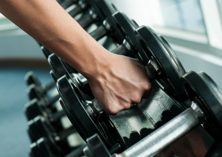 Krafttraining für Fettverbrennung und Muskelaufbau im Personal Training