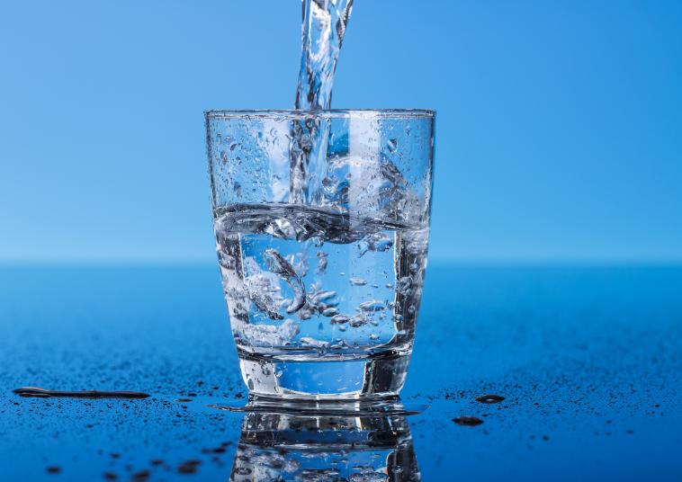 Wasser für eine gesunde Ernährung im Personal Training